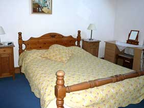 Double Bedroom  Southwood House Self Catering