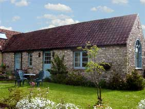 Self catering  Accommodation in converted barn near Bath